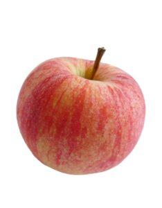 Impronta idrica mela